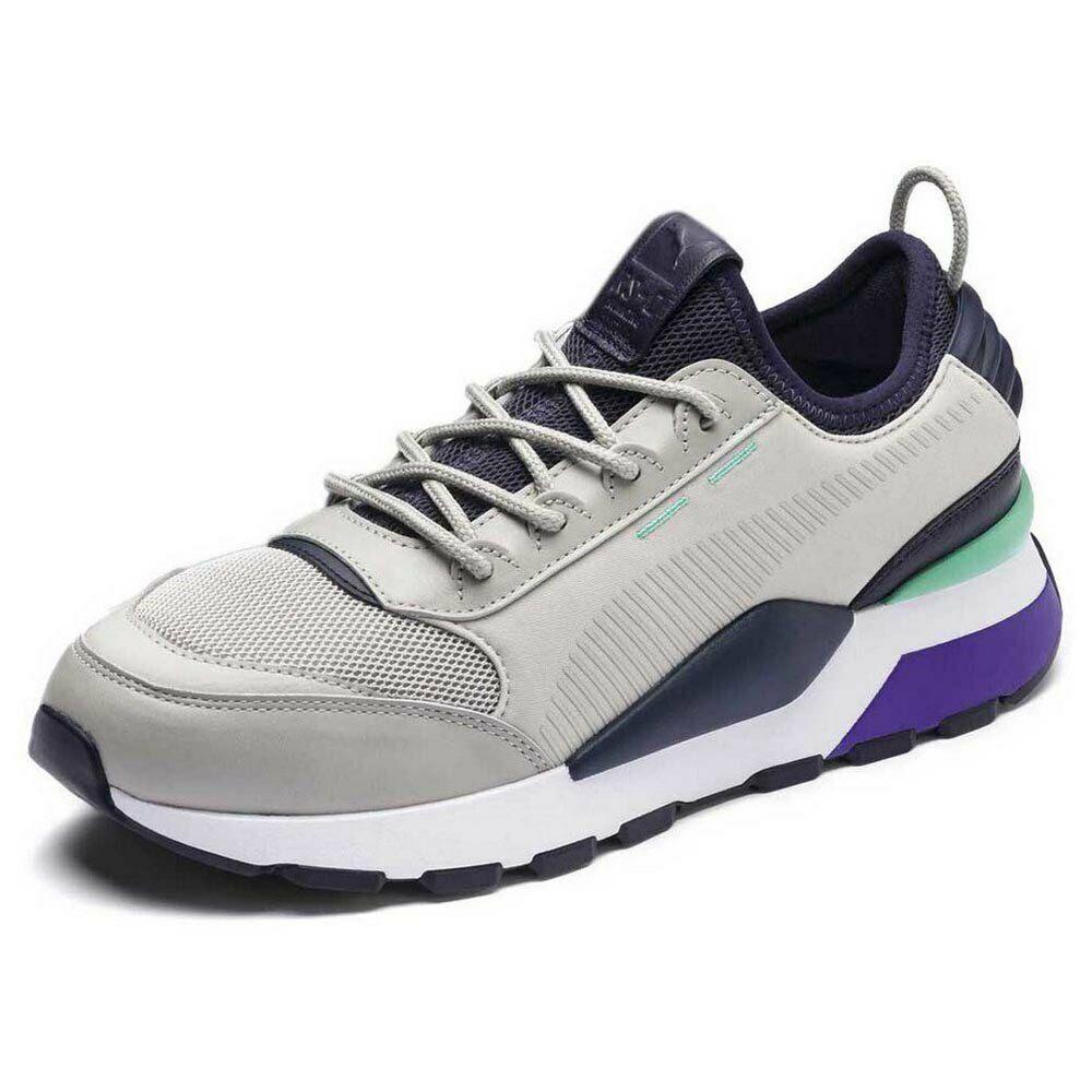 Puma Select Rs-0 Tracks Blu Grigio T78149  sautope da ginnastica Uomo Blu Grigio , sautope da ginnastica Sautope classeiche da uomo
