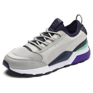 puma sneakers uomo grigio