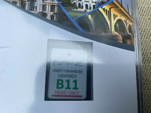 NEW 2013 2014 2015 B6 Ford Lincoln MKX MKT MKS Navigation SD Card US and Mexico