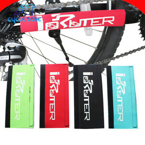 Cycling Bicycle Mountain Bike Frame Chain Stay Protector Guard Pad Cover Wrap