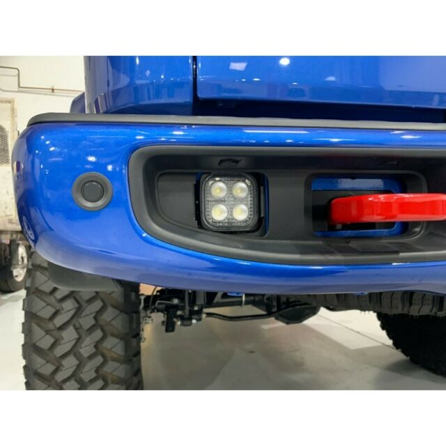 Visionx Led Lights Flush Mount Backup Reverse Rear Bumper