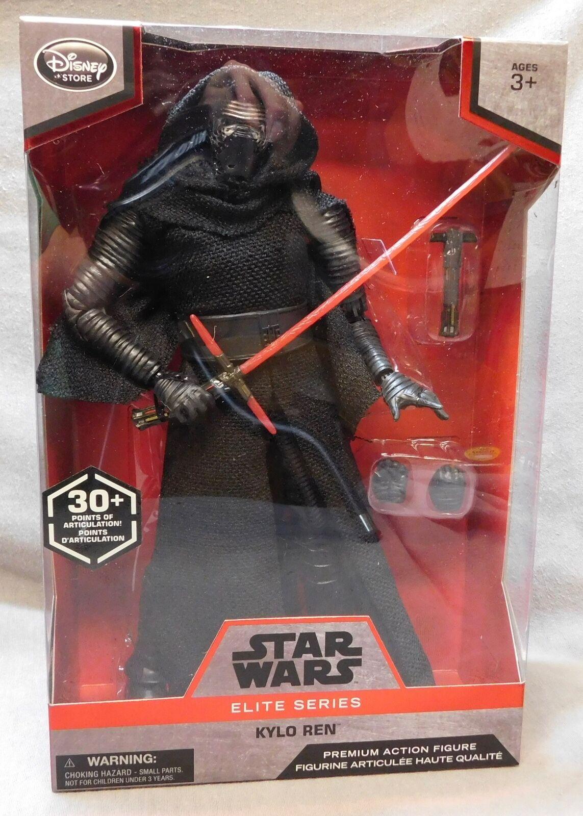 2016 Star Wars The Force Awakens Elite Series Kylo Ren Premium 10  Action Figure