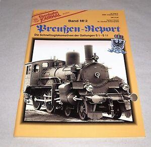 Eisenbahn-JOURNAL-Preussen-Report-Nr-2-Schnellzuglokomotiven-der-Gattungen-S1-S11
