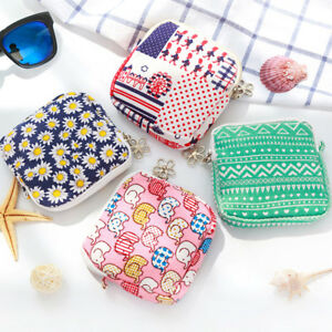 Women-Girls-Floral-Sanitary-Bag-Holder-Napkin-Towel-Pads-Coin-Purse-Organizer