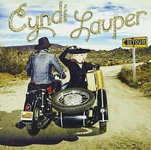 Cyndi-Lauper-Detour-2016-CD-NEW-SEALED-SPEEDYPOST