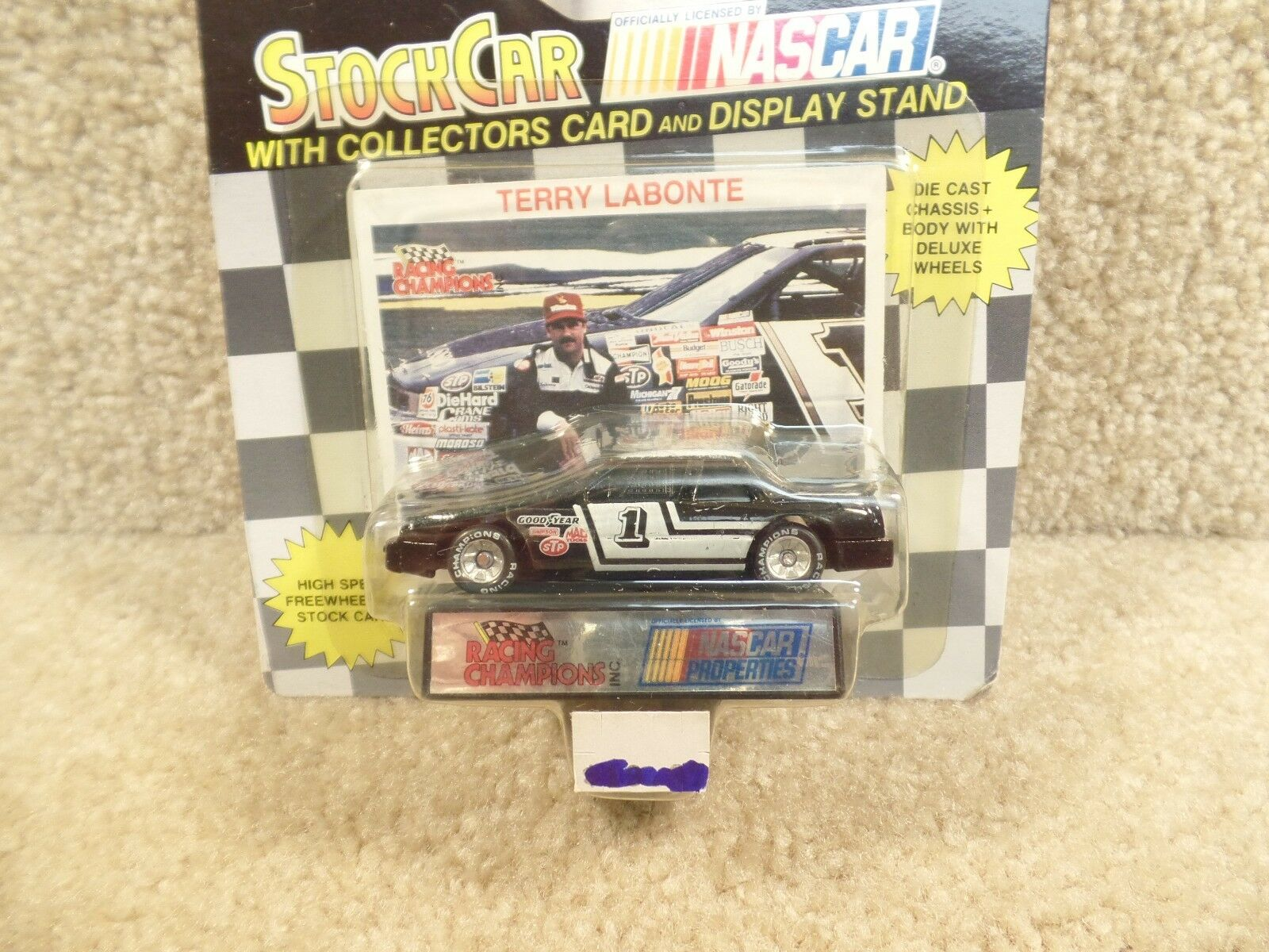 1990 Racing Champions 1 64 NASCAR Properties Terry Labonte Majik Oldsmobile