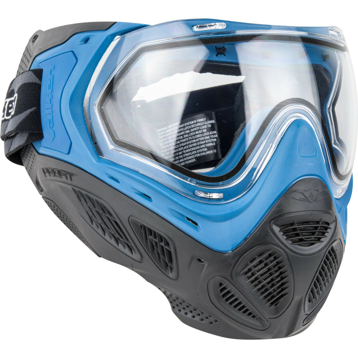 New Valken Sly Profit SC Thermal - Paintball Goggles Mask - Thermal Blau 70d714