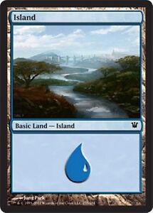 mtg-Magic-the-Gathering-24-ISLAND-basic-land-lot-card-blue-mana-mixed
