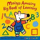 Maisy's Amazing Big Book of Learning by Lucy Cousins (Hardback, 2011)