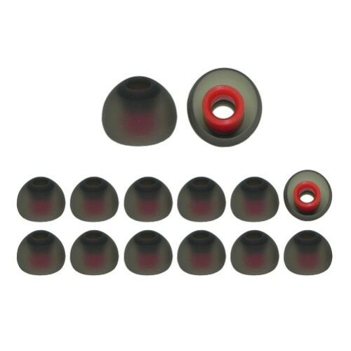 6 pair ear tips Philips replacement ear tips earphone cushions earbud tips