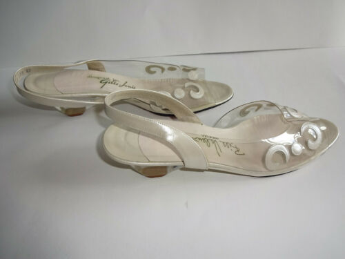 Vintage Womens 1970s Bill Valentine Shoes 10N Gibb