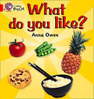 Collins Big Cat: What Do You Like?: Band 02B/Red B by Anna Owen (Paperback, 2012)