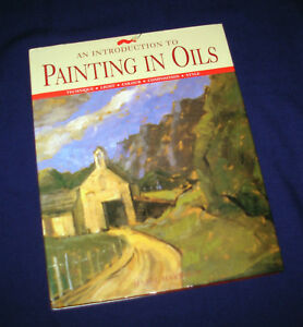 An-Introduction-to-Painting-in-Oils-Hazel-Harrison-2000-hardcover-isbn1861603657