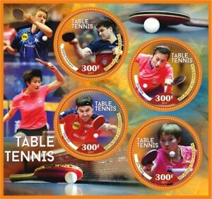 Stamps Olympic Games  Table tennis