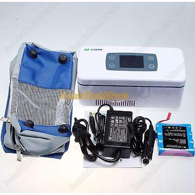 Insulin Cooler Refrigerated Box Portable Drug Reefer Car Small Refrigerator M6