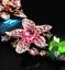 Women-Fashion-Bib-Choker-Chunk-Crystal-Statement-Necklace-Wedding-Jewelry-Set thumbnail 29