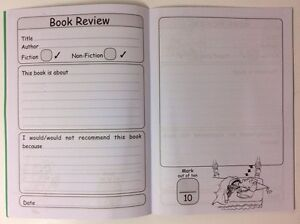 Reading-Book-Review-Diary-Motivational-Record-Writing-KS1-Home-School-Education