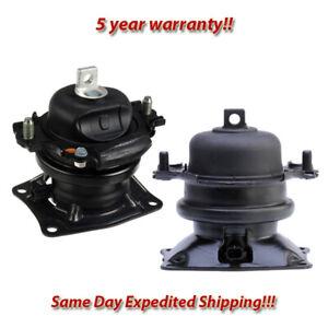 Front-amp-Rear-Engine-Motor-Mount-2PCS-2008-2010-for-Honda-Odyssey-J35A7-i-VTEC