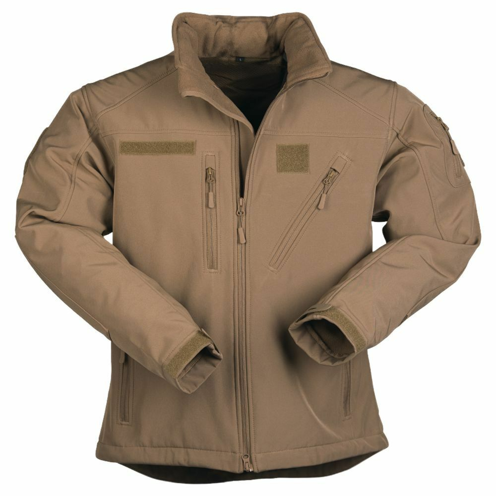 Giacca 14 Softshell SCU 14 Giacca Coyote 7492d3