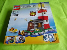 LEGO *NEW* 5770 Creator Lighthouse Sealed Box 2011 518 pieces  Now Retired