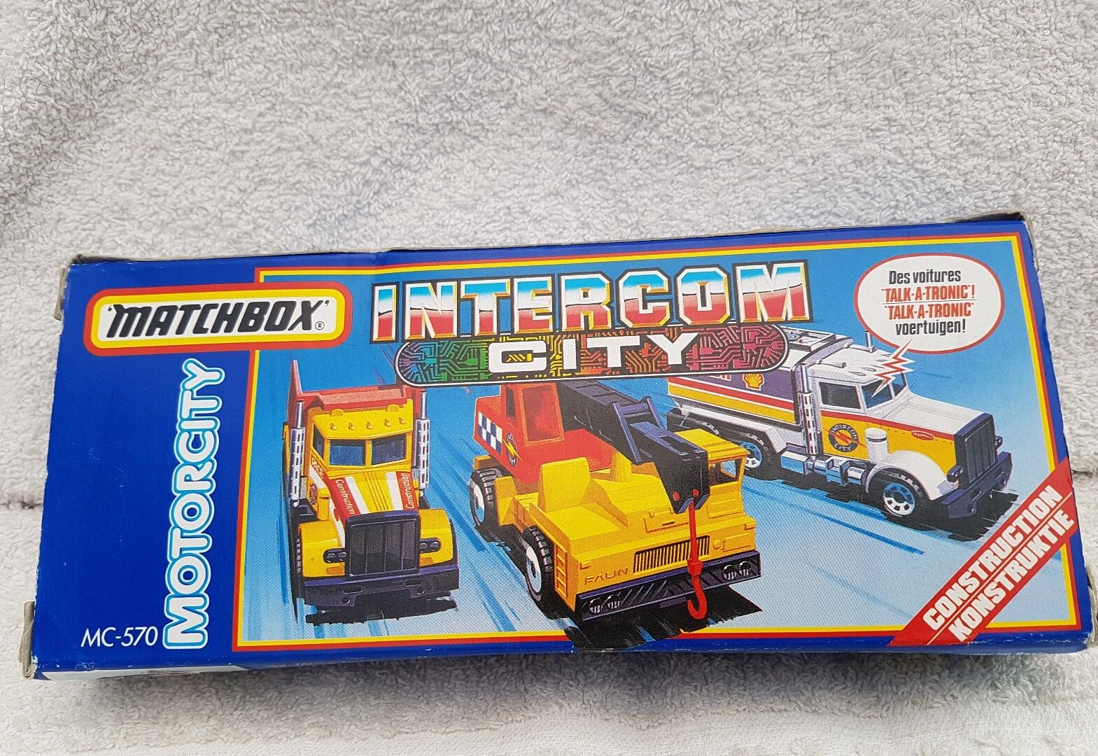 MATCHBOX INTERFONO CITY 3 CONF. MC-570
