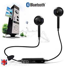 PER IPHONE 6S 6 Plus Wireless Bluetooth auricolari sport AUDIO CUFFIE