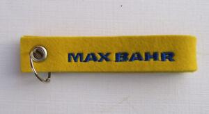 Max Bahr Baumarkt Filz Schlüsselband Lanyard NEU (A52v)