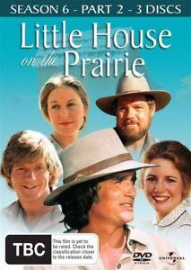 Little-House-On-The-Prairie-Season-6-Part-1-DVD-2009-3-Disc-Set