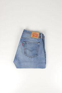 31156 Levi'S Levi Strauss 501 Bleu Hommes Jean En Taille 36/30
