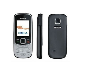 Handy-Nokia-2330-classic-Deep-Black-Schwarz-Mit-Branding-Ohne-Simlock-NEU