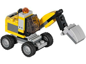 LEGO-Creator-Power-Digger-31014-New-Unopened-Box