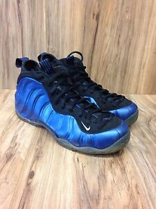 RARE? Nike Air Foamposite One Dark Neon Royal Penny Hardaway Sz 9.5 314996-500