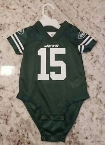 new styles ff4c1 63735 Details about New York NY Jets Jersey - NFL - Brandon Marshall - BABY  NEWBORN 6-9M 6-9 Months