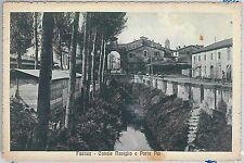 CARTOLINA d'Epoca - RAVENNA provincia : Faenza  1917