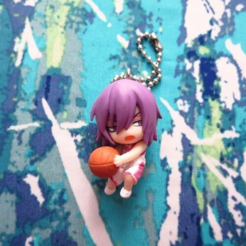 Tetsuya Murasakibara Atsushi Kise All Star Figure Keychain Details about  /Kuroko no Basuke