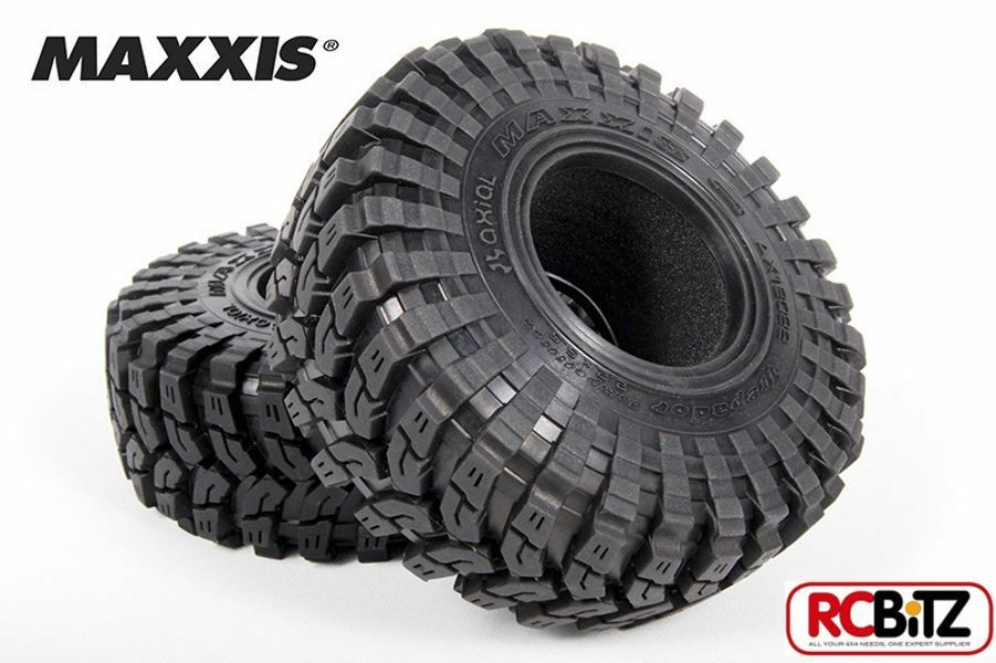 2.2  Maxxis Trepador Tires R35 Compound with Foam 2 Tyres Tall comp aggressive