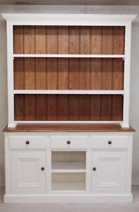 Hand-Made-Welsh-Dresser-painted-in-Fallow-amp-Ball-Wimbourne-White