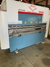 8x 66 Ton Durma Hydraulic Press Brake Pbf 2560