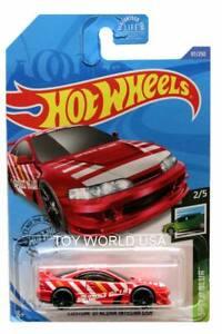 Red 2020 Hot Wheels Speed Blur #97 Custom /'01 Acura Integra GSR