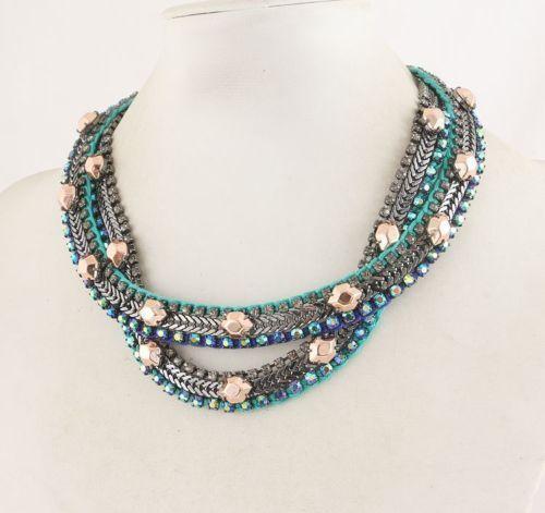 Authentic Stella /& Dot Mercury Necklace