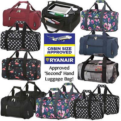 Aerolite 35x20x20cm Ryanair Bagage Main Cabine Holdall Sac de voyage-Carry on Pour
