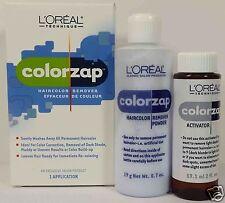 Loreal ColorZap Permanent Hair Color Remover Correction Set 1 Application  Cream for sale online | eBay