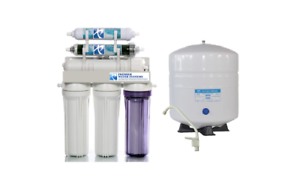 Dual Outlet Reverse Osmosis Water Filter Systems Rodi 50