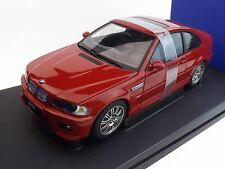 1:18 AUTOart Performance 2001 BMW M3 Coupe Red 70543