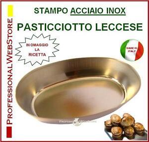 FORMINA-DOLCI-PASTICCIOTTI-FORME-PASTICCIOTTO-leccese-ACCIAIO-salento-stampi