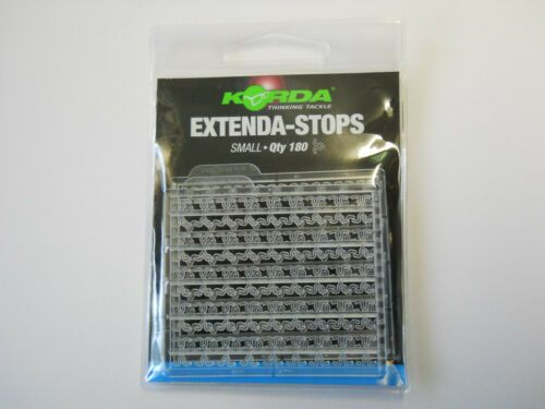 Korda Extenda Stops Clear Boiliestopper Boilie Stopper Stops Stopper Pelletstops