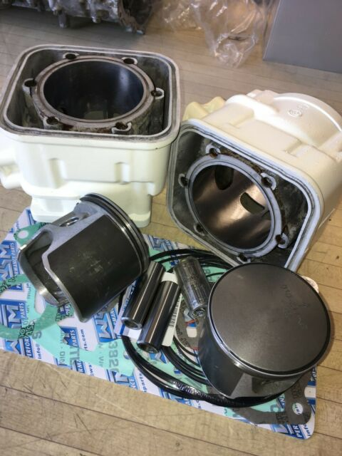 Sea 720 Rotax Engine Top End Kit With Cylinders
