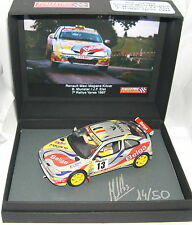 SCALEXTRIC PASSION SP009 RENAULT MAXI MEGANE #13  7ºRALLYE YPRES '97  LTED.ED MB