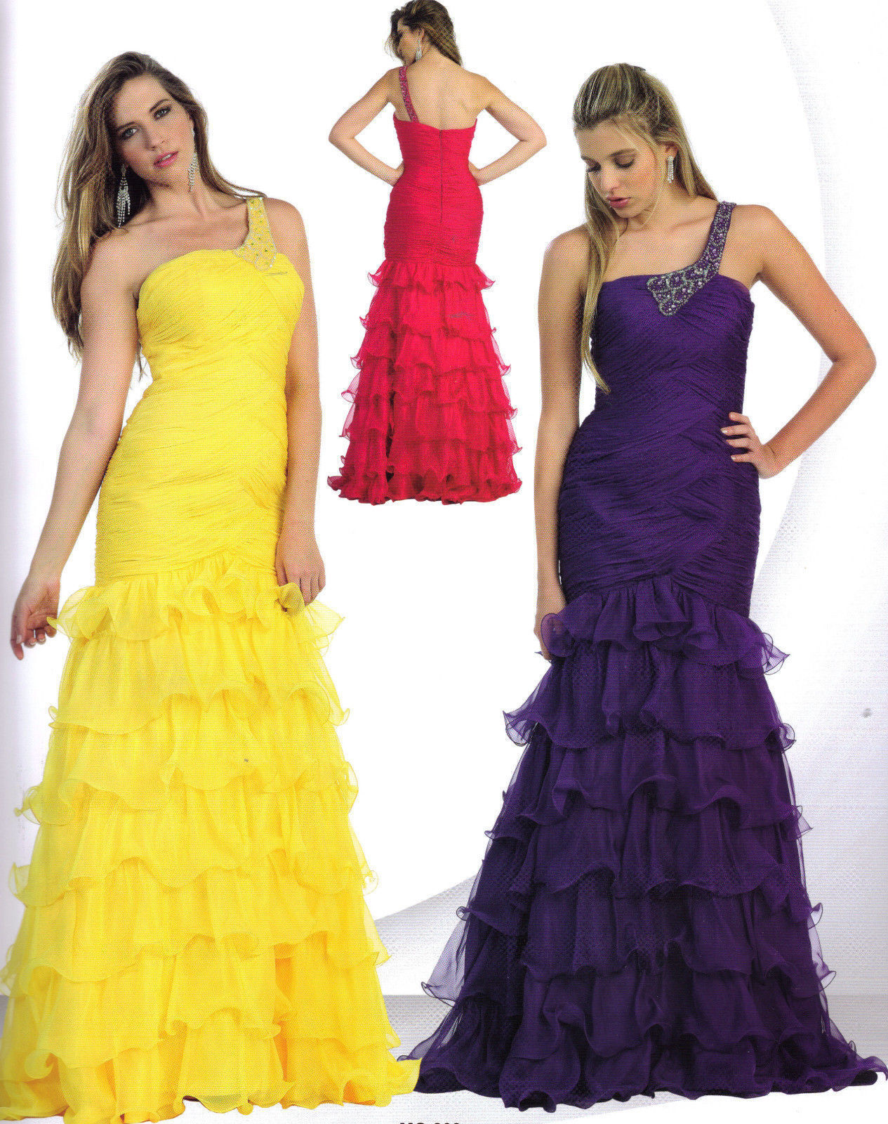 Gelb PAGEANT DANCE PARTY LONG PROM FORMAL OCCASION DRESS BALL GOWN  SZ  10