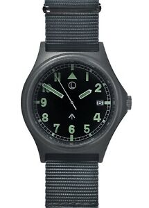 MWC-Sterile-G10-100m-Water-Resistant-Military-Watch-with-Screw-Crown-amp-Caseback